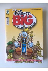Disney Big Para Levar Sempre Com Você Nº 12 ( 300 Páginas )