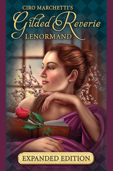Gilded Reverie Lenormand Expanded Edition Pronta Entrega