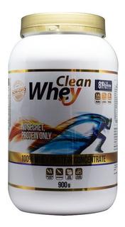 Clean Whey Protein Glanbia Concentrado Puro Sem Sabor 900g