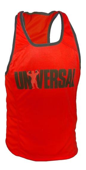 Musculosa Universal Spandex Excelente Modelo Calce Al Cuerpo
