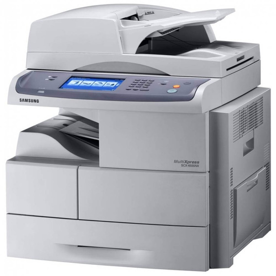 Impressora Multifuncional Laser Samsung Multixpress 655nx