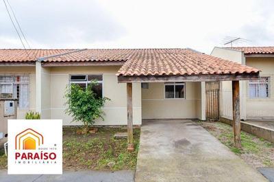 Locação De Casa Em Condomínio Com 03 Dormitórios No Cajuru. - Ca0146