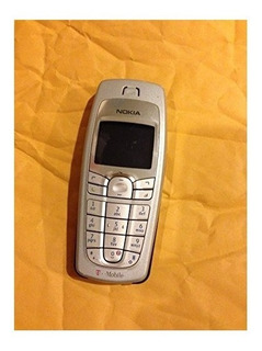 Teléfono Celular T-mobile Nokia 6010 Silver