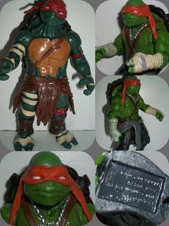 Rafael Tortuga Ninja Original Playmates Figura Accion 2014