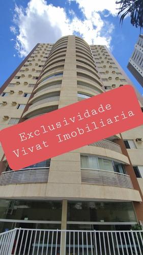 Ótimo Apartamento Em Localização Privilegiada Na Zona Sul De Ribeirão Preto, Bairro Bosque Das Juritis, Próximo A Conveniências, Panificadoras, Drogarias, Bancos, Restaurantes, Sup - Ap02241 - 689367
