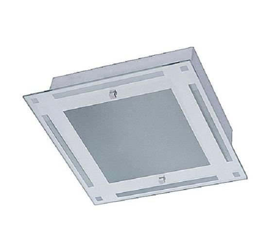 Plafon Teto Parede Espelhado G De Sobrepor Alumínio E Vidro