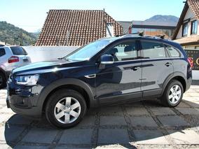 Chevrolet Captiva Lt 2017 Full Automatica 3 Corridas Flamant
