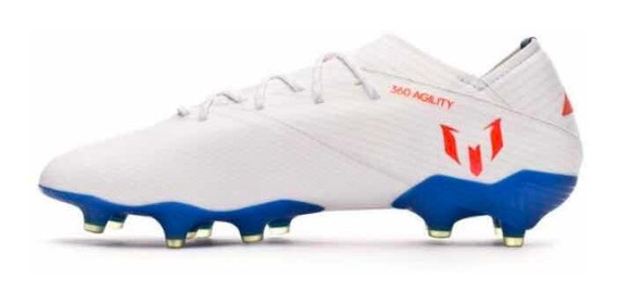 adidas Nemeziz Messi 19.1 Blanco Azul