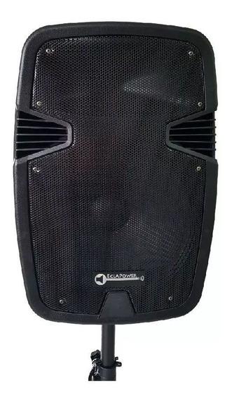 Caixa De Som Br800 Amplificada Ativa 15 Pol 500w Rms Tws