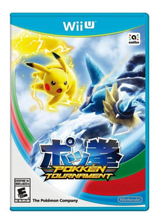 Wii U Pokkén Tournament