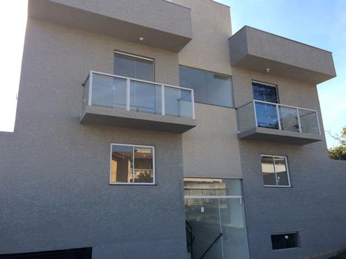 Apartamento 3 Quartos Em Pedro Leopoldo! Predio Novo. - Rt635