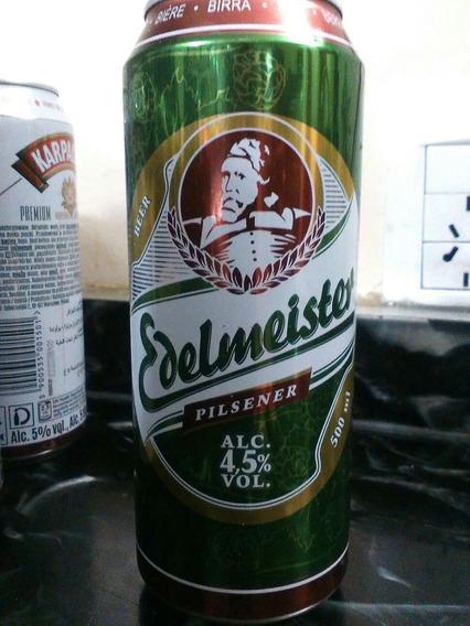 Cerveza Edelmeister Importada Polonia Ret X Canch De Ferro