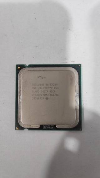 Processador 775 Intel Core 2 Duo E7200 2,53ghz 3m 1066