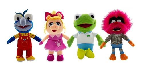 Muppet Babies - Combo X 4 Pequeamigos De Disney