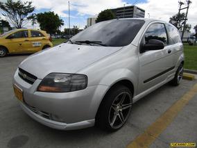 Chevrolet Aveo Gti Mt 1400cc 3p Aa