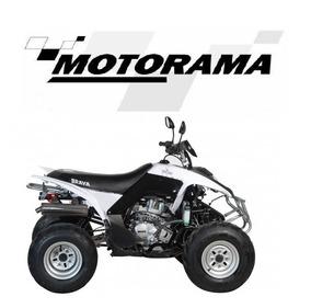 Cuatriciclo Brava Jumper 200 0km - Concesionario Motorama