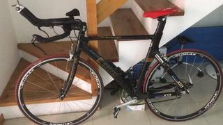 Bicicleta Kestrel Talon Full Carbono Triatlon
