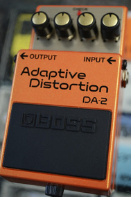 Pedal Boss Da-2 Adaptive Distortion