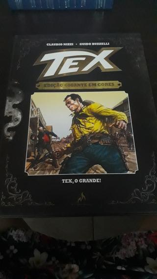 Tex, O Grande - Ed. Gigante Em Cores
