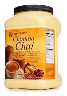 2 Tarros Chamba Chai Te Latte Bebida Cafe Juan Envio Gratis