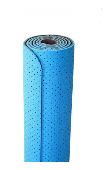 Tapete Para Yoga/pilates Azul Wct Fitness 5113