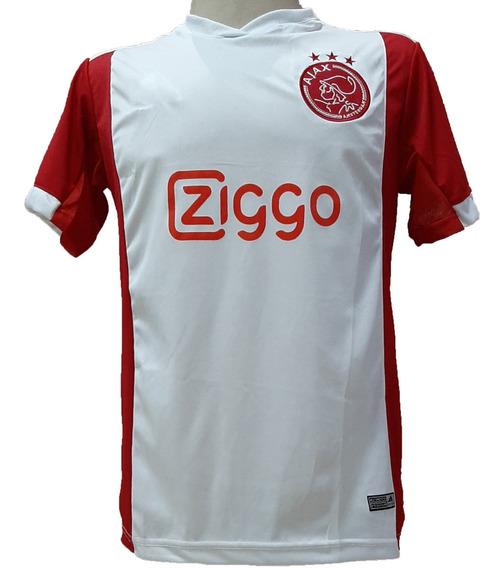 Camisa Ajax Da Holanda Lançamento