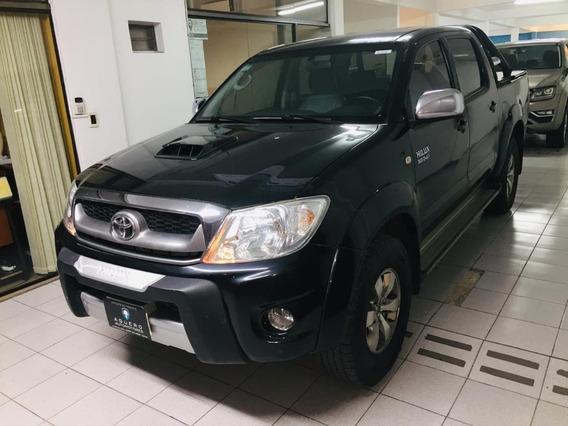Toyota Hilux 3.0 4x4 Srv Cuero Automatica -mod. 2.009
