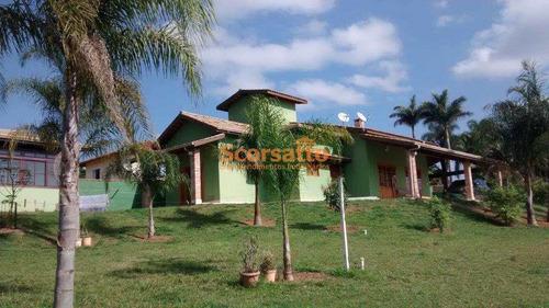 Chácara Com 3 Dorms, Lagoa, Itapecerica Da Serra - R$ 980 Mil, Cod: 2509 - V2509