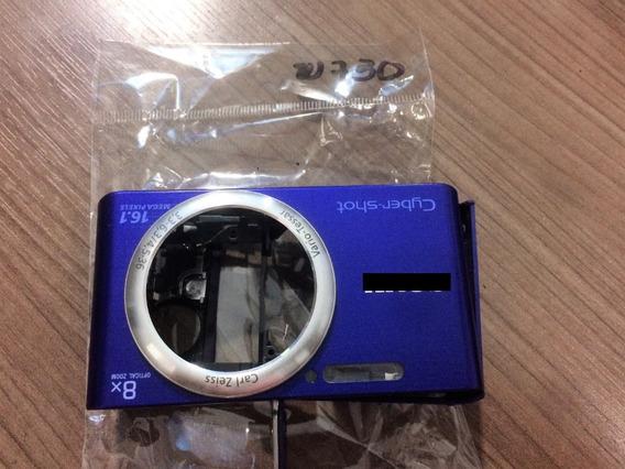 Carcaça Completa Azul Camera W730