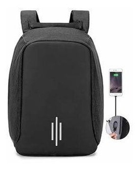 Mochila Notebook Anti Furto