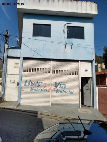 Galpão Para Locação Em São Paulo, Jardim Brasilia, 4 Banheiros - 560_1-1328737