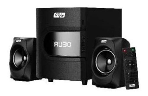 Imagen 1 de 1 de Bocina Myo Ht15 2.1, Bluetooth, Radio Fm
