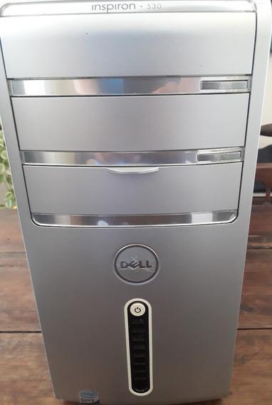 Dell Inspiron 530 Core 2 Duo E4500 2.20 Ghz 4gb Hd 320gb