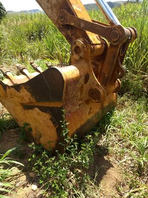 Escavadora Caterpillar 320d2l Ano 2015