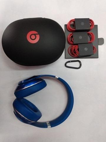 Fone Beats Solo 2 Studio De Mostruário Azul -b0500