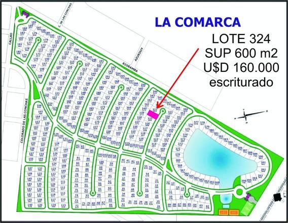 Lote En Barrio La Comarca