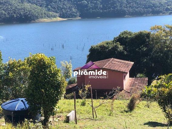 Sítio Com 3 Dormitórios À Venda, 145200 M² Por R$ 600.000 - Zona Rural - Paraibuna/sp - Si0027