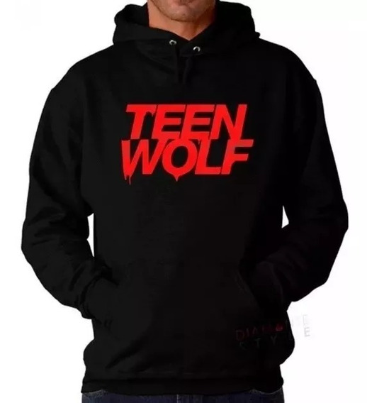 Moletom Agasalho Teen Wolf Series Casaco Blusa De Frio
