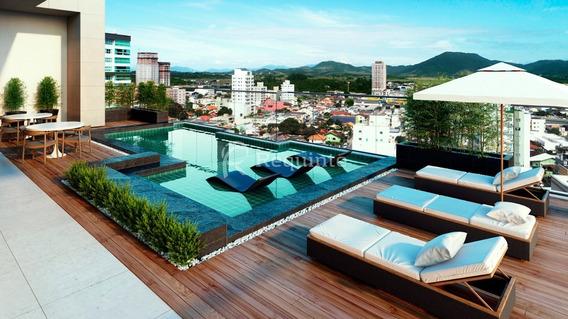 Apartamento Em Itapema Com 3 Suítes A Venda - 2103
