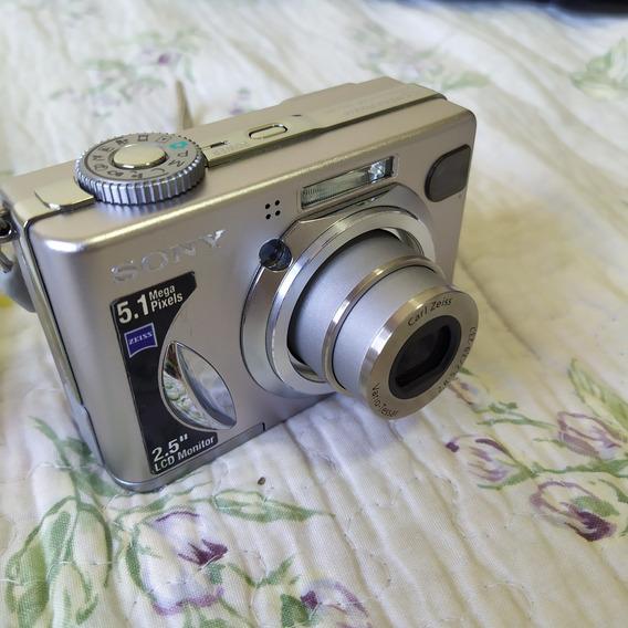 Máquina Fotográfica Sony W5