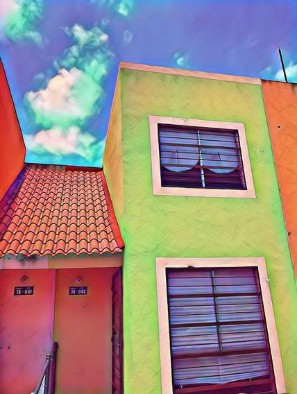 Casa Lista Para Habitar, Remodelación Moderna, En Privada