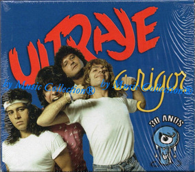 Ultraje A Rigor - 30 Anos, Box, 5 Cds, Oferta!
