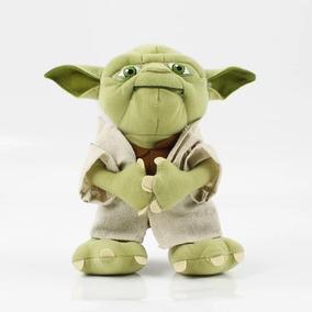 Pelucia Mestre Yoda - Star Wars - 22 Cm - Pronta Entrega