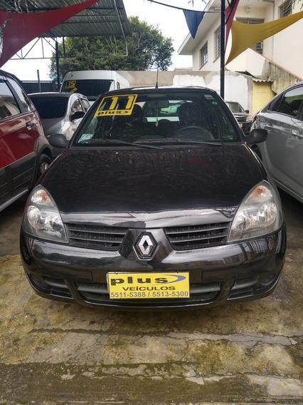 Renault Clio Campus 1.0 Flex - 2011