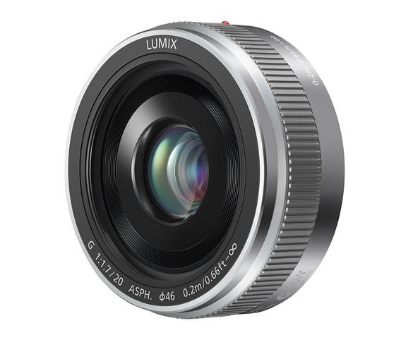 Lente Panasonic Lumix G Ii 20mm F1.7 4/3 Leia Anuncio