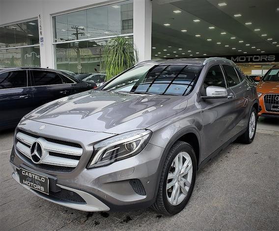 Mercedes-benz Gla 200 1.6 Cgi Advance 16v Turbo Flex 4p Aut