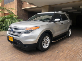 Ford Explorer 2012 Limited