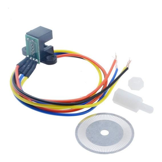 Sensor De Velocidad Arduino Robotica