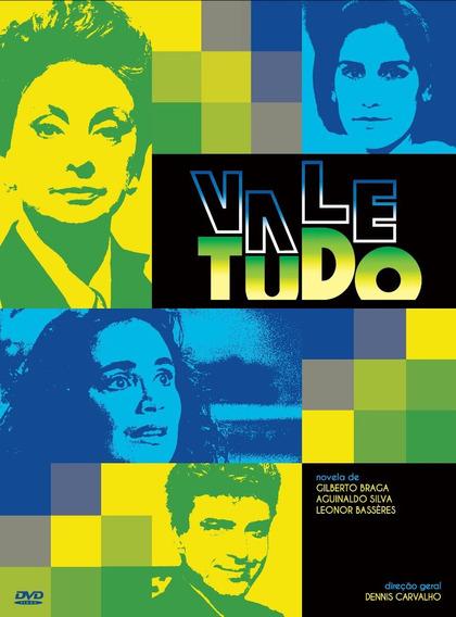 Box Novela Vale Tudo - 13 Discos