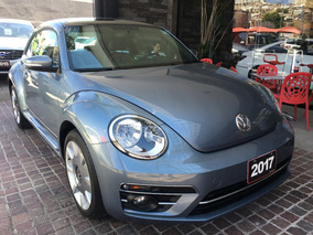 Volkswagen Beetle Edición Especial Denin 2017 Azul